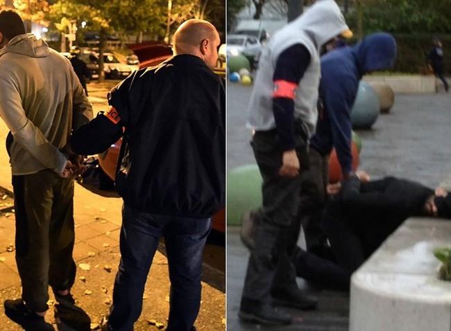 """Khủng bố ở Pháp: """"Cận mặt"""" những kẻ gây tội ác đẫm máu"""