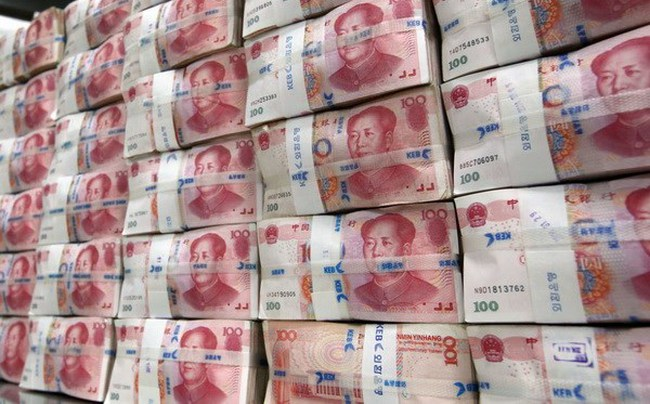 IMF nghiên cứu lấy Nhân dân tệ làm đồng tiền dự trữ