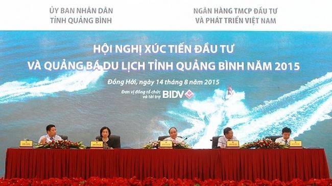 FLC cam kết đầu tư tổ hợp 10 sân golf tại Quảng Bình
