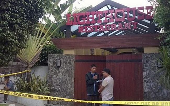 Tổng lãnh sự Trung Quốc bị bắn ở Philippines