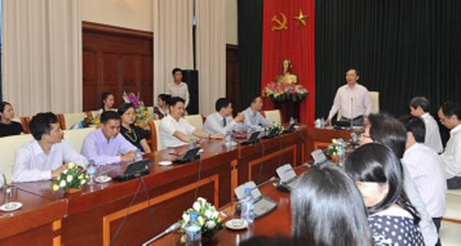 NHNN điều động và bổ nhiệm Phó Chánh Văn phòng