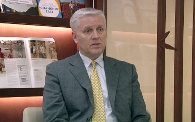 Giám đốc quốc gia ADB: Cần ổn định thay vì tập trung tăng trưởng nóng