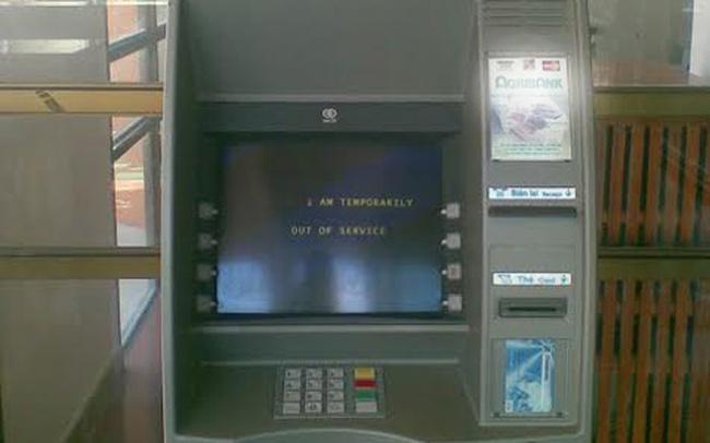 Phá ATM của ngân hàng Agribank, trộm gần 1 tỷ đồng