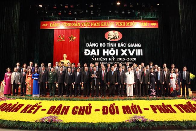Kết quả đại hội 22 Đảng bộ trực thuộc Trung ương nhiệm kỳ 2015-2020