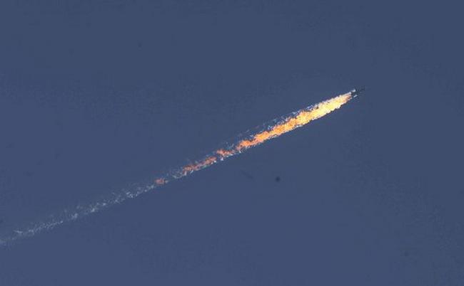 Nga tung bằng chứng Su-24 ở ngoài không phận Thổ Nhĩ Kỳ