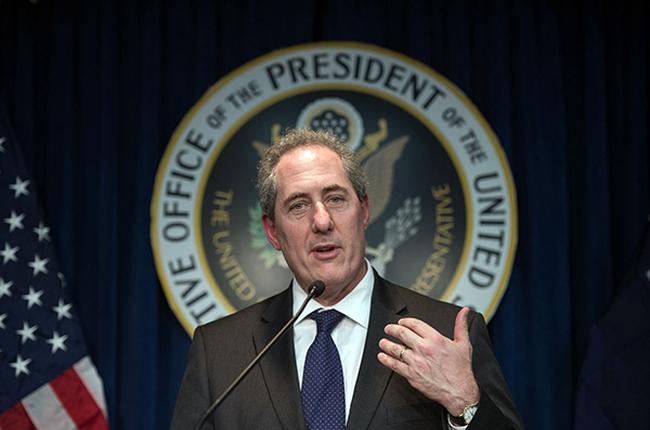 Đại diện Mỹ bác bỏ ý tưởng đàm phán lại TPP