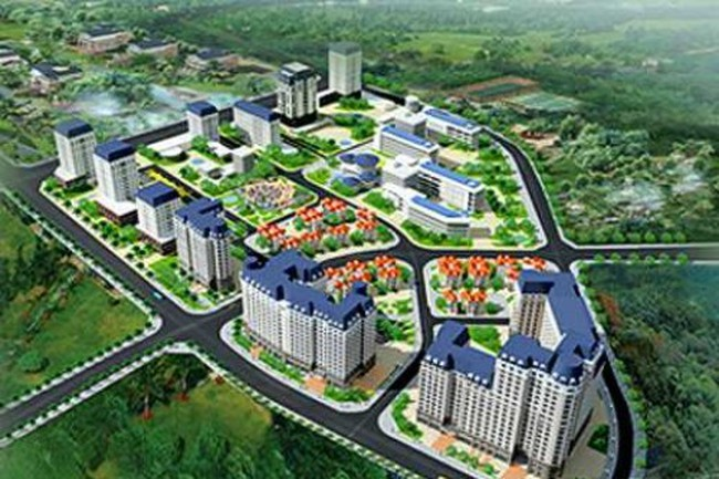 Hà Nội phê duyệt giá đất bồi thường Dự án Khu đô thị mới Cổ Nhuế - Xuân Đỉnh