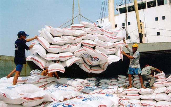 ĐBSCL xuất khẩu 516.000 tấn gạo trong tháng 1