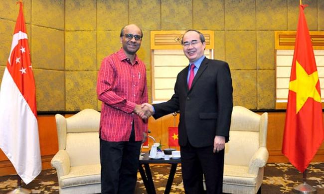 Mong muốn Singapore tiếp tục đầu tư vào các KCN VSIP