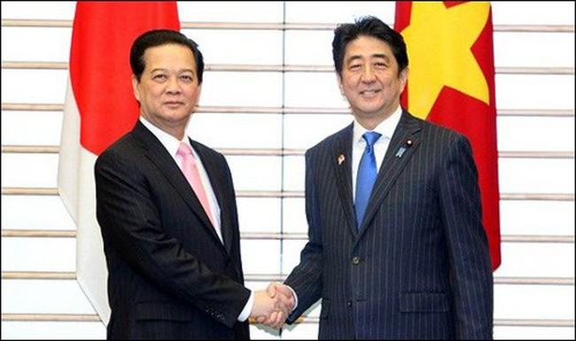 Thủ tướng Nguyễn Tấn Dũng tham dự Hội nghị cấp cao Mekong - Nhật Bản
