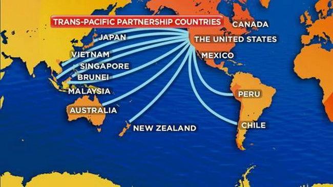 Mỹ, Nhật Bản cùng lên tiếng bác bỏ khả năng đàm phán lại TPP