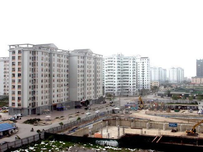 Cả nước có 62 dự án nhà thương mại chuyển đổi sang nhà ở xã hội