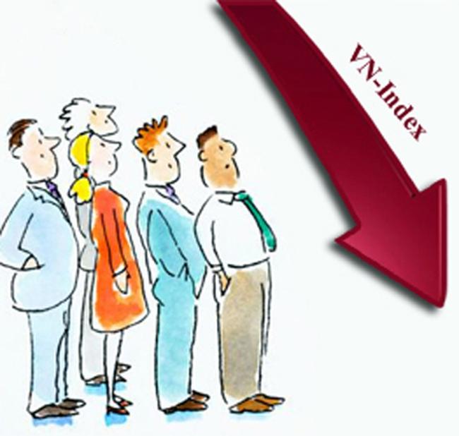 VN-Index có thể giảm dưới 5% nếu FED tăng lãi suất