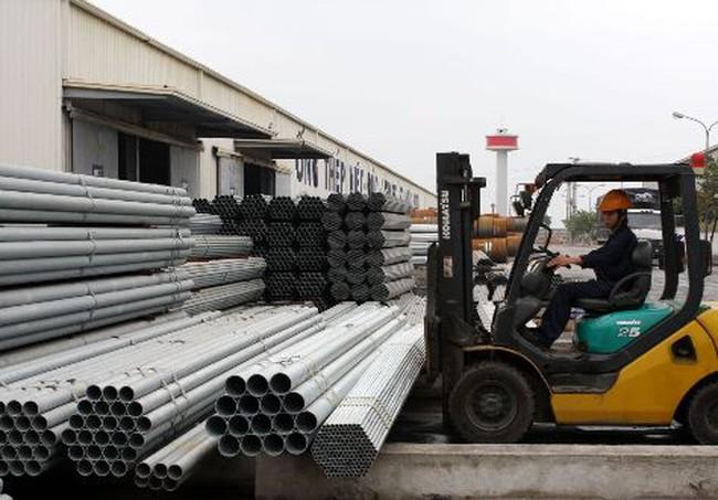 Công ty mẹ Ống thép Việt Đức: Quý 3 lãi ròng 6 tỷ đồng, gấp đôi cùng kỳ 2014