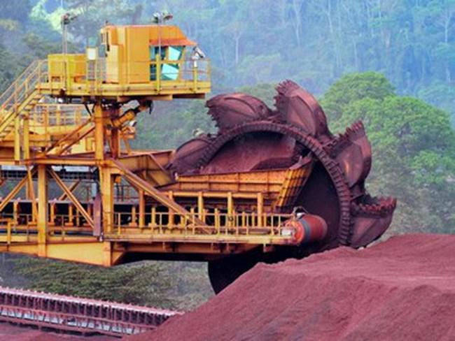 Tập đoàn khoáng sản hàng đầu thế giới giảm 42% vốn đầu tư