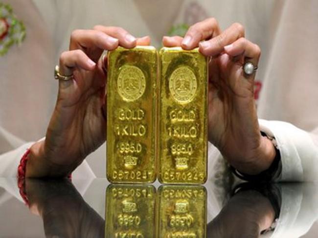Vàng có thể thay thế vị trí của dầu mỏ trong nền kinh tế Iran