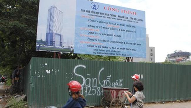 Rà soát 573 dự án khu đô thị mới: Sẽ thu hồi dự án 'ôm đất'