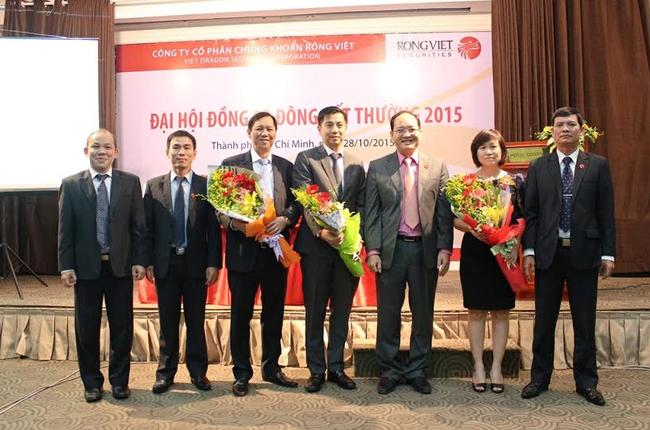 Ông Trần Lệ Nguyên trở thành Chủ tịch HĐQT mới của VDSC