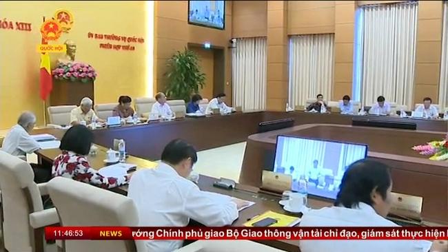 Cho ý kiến về hoạt động giám sát của Quốc hội và Hội đồng nhân dân