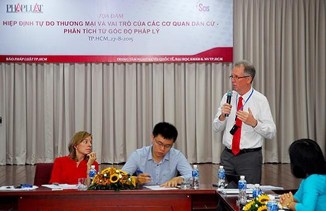 """""""Chơi"""" với EU, kinh tế Việt Nam thay đổi lớn"""
