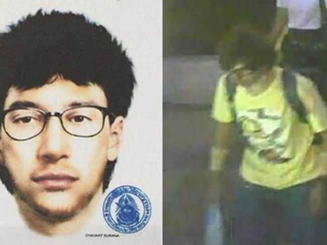 Nghi phạm gây vụ nổ bom ở Bangkok có thể trốn sang Malaysia