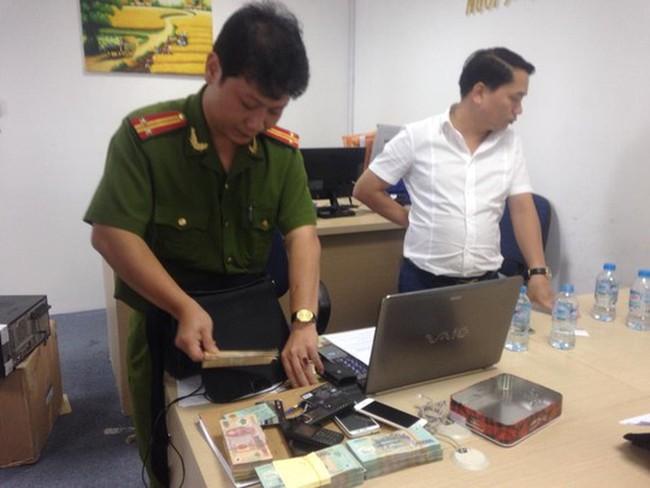 Bộ Công an lại đánh úp sàn vàng lậu tại TP HCM