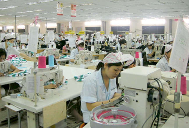 """Thái Nguyên là """"quán quân"""" sản xuất công nghiệp 4 tháng"""