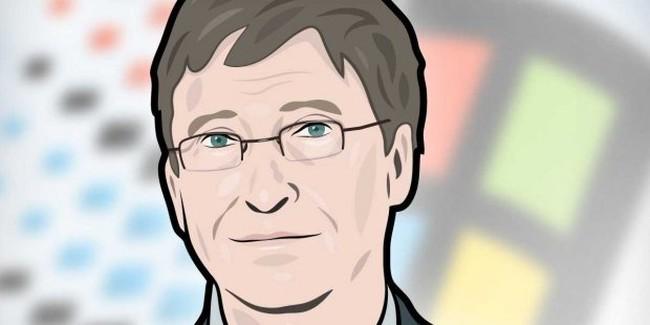 """13 sự thật """"ngạc nhiên"""" về Bill Gates"""