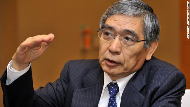 QE của Nhật Bản gặp khó trước ẩn số Trung Quốc
