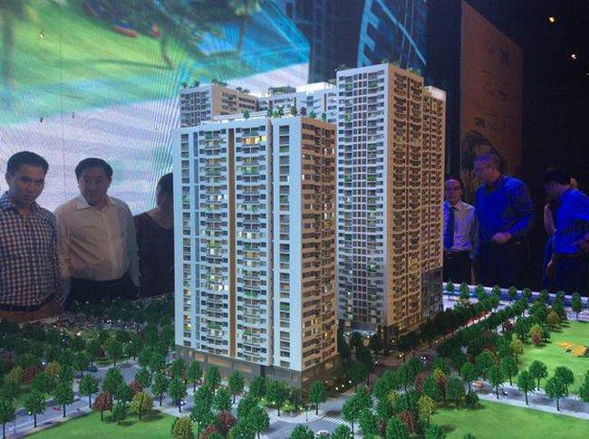 TPHCM có thêm dự án căn hộ cao cấp gần 3 nghìn tỷ đồng