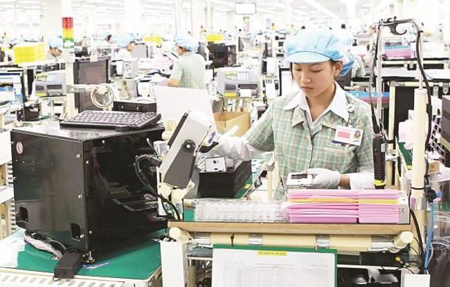 """Bắc Ninh: Công nghiệp """"đuối sức"""" vì Samsung dồn lực vào Thái Nguyên"""