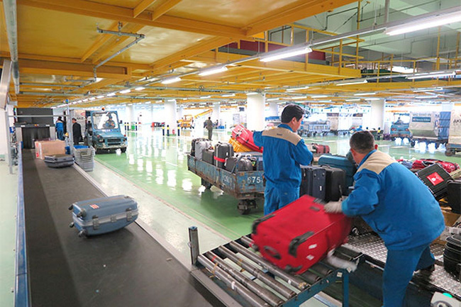 Mất cắp hành lý sân bay: Giảm còn 1/6 so với đầu năm