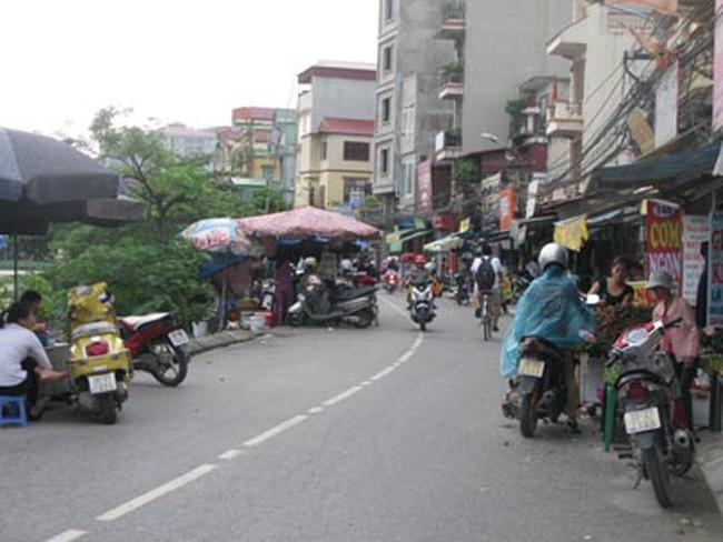 Giá đất bồi thường cao nhất tại quận Hoàng Mai gần 60 triệu/m2