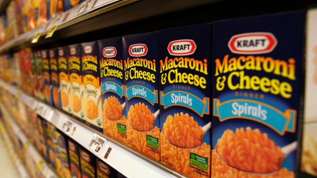 Berkshire thâu tóm Kraft Foods