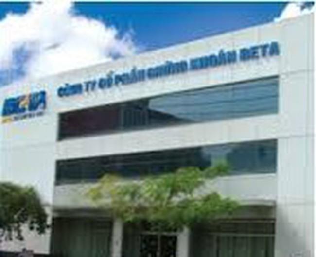 Công ty CP Chứng khoán BETA tuyển dụng nhân sự Phòng Môi giới