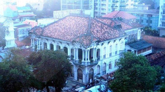 Căn biệt thự cổ 35 triệu USD giữa Sài Gòn được bán cho Tập đoàn nước ngoài