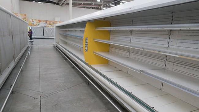 Venezuela sắp hết tiền