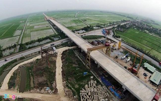 Nam Định trình Thủ tướng phê duyệt dự án giao thông gần 5.000 tỷ đồng