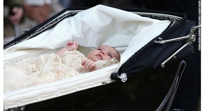 Tiểu công chúa 4 tháng tuổi mang lại cho kinh tế Anh gần 5 tỷ USD
