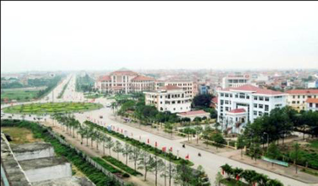Ngày 17/9, Bắc Ninh sẽ công bố đồ án quy hoạch chung đô thị
