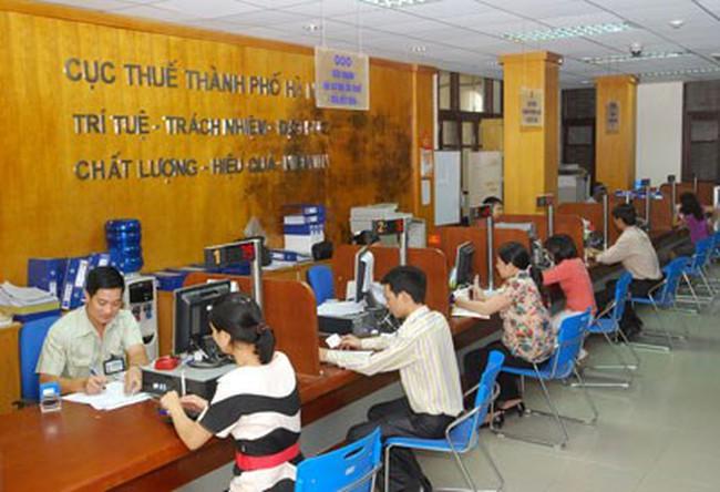 Hà Nội: Hơn 105.000 doanh nghiệp khai thuế qua mạng