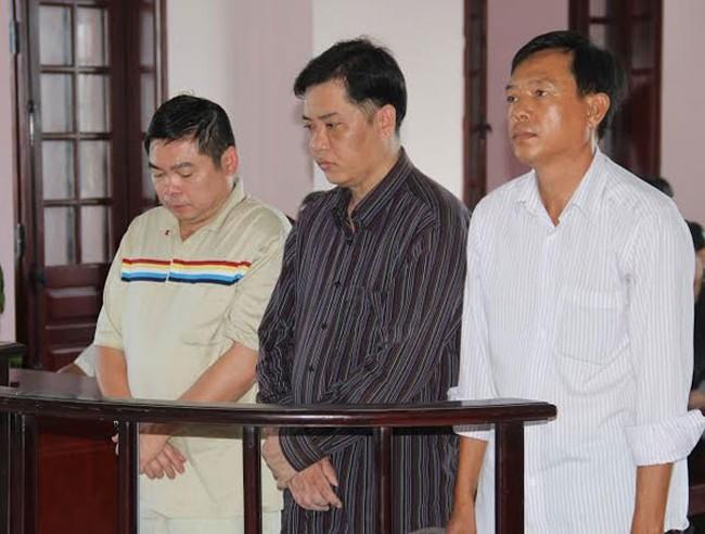 66 năm tù dành cho 3 nguyên lãnh đạo Quỹ TDND Hậu Giang