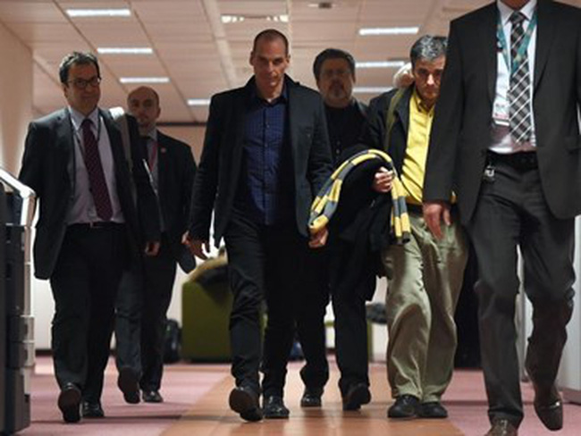 Hy Lạp và Eurogroup không đạt thỏa thuận về chương trình cứu trợ