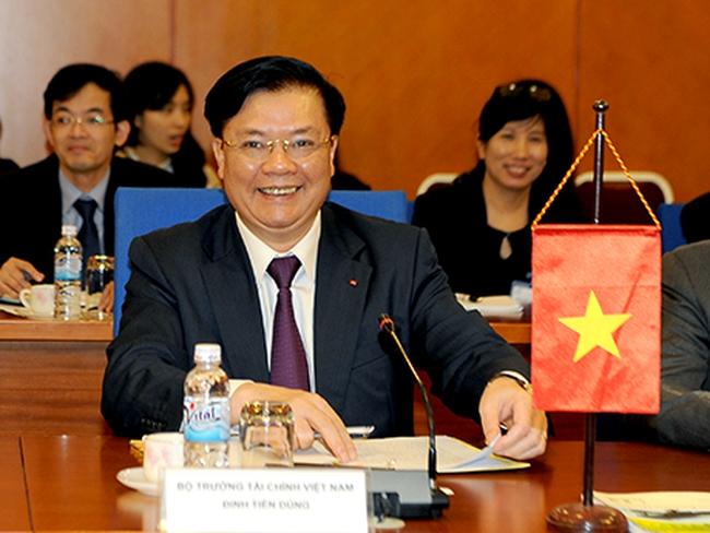 """""""Chủ trương xây dựng chính sách tài chính là khuyến khích DN đầu tư vào Việt Nam"""""""