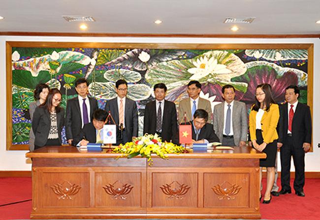 Hàn Quốc cho vay 25 triệu USD hỗ trợ dự án cấp nước và ứng phó biến đổi khí hậu tại VN
