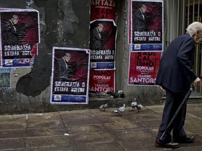 """Argentina trong cuộc đấu không khoan nhượng với """"quỹ kền kền"""""""