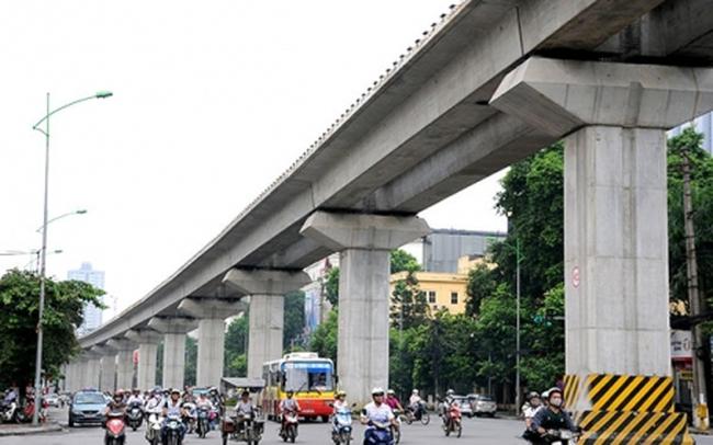 Không lùi tiến độ đường sắt Cát Linh - Hà Đông