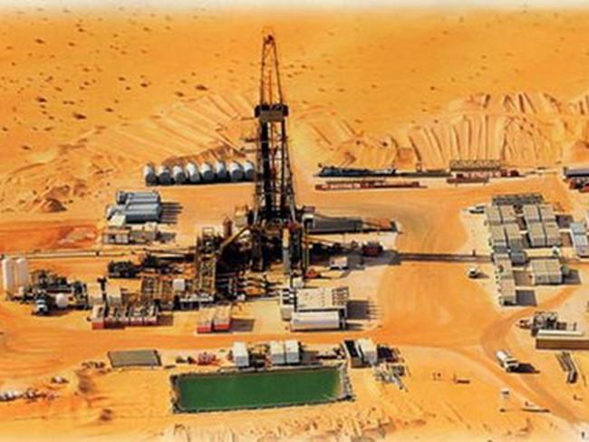 Dự án khai thác mỏ Việt Nam-Algeria đã có dòng dầu đầu tiên