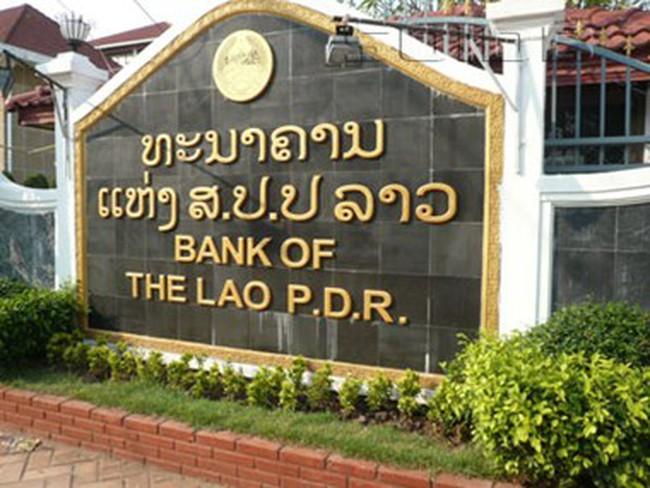 Ngân hàng Trung ương Lào đề xuất ngừng cho Chính phủ vay tiền