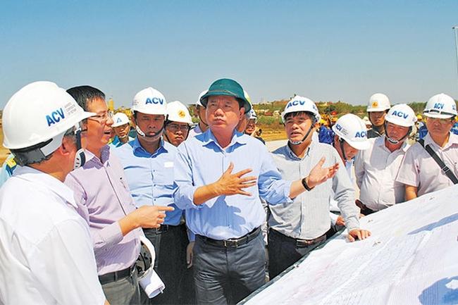 Hàng loạt dự án nâng cấp cảng hàng không sắp cán đích